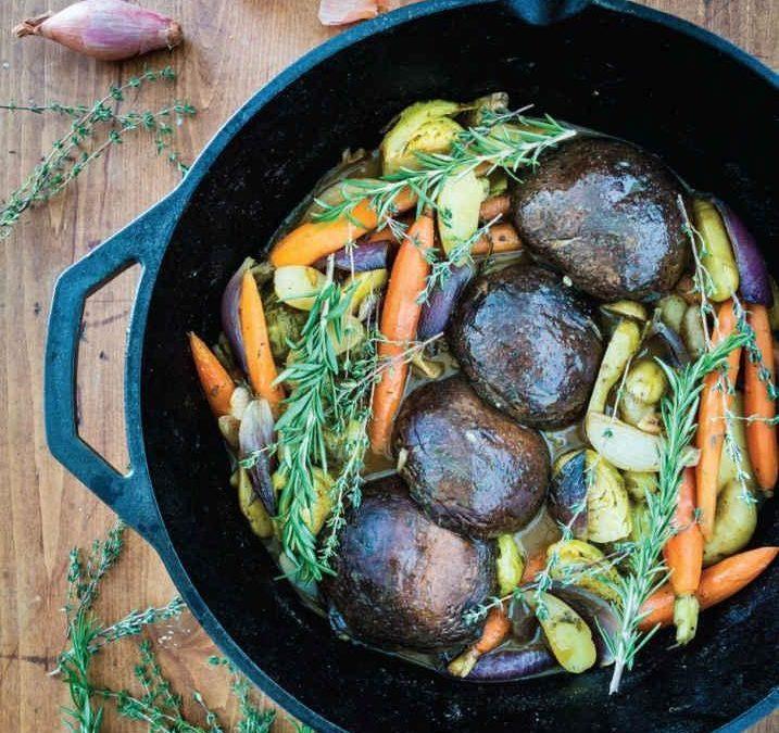 Pot-obello Roast