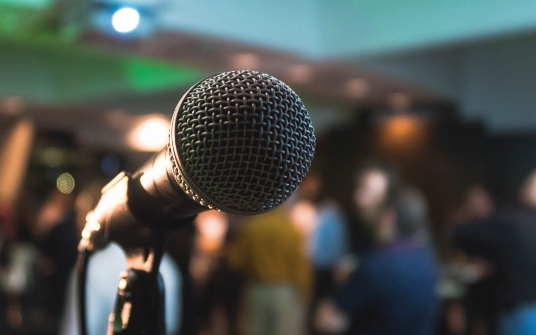 How to Have Fun With Speeches